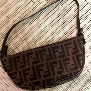 Fendi shoulder bag- authentic